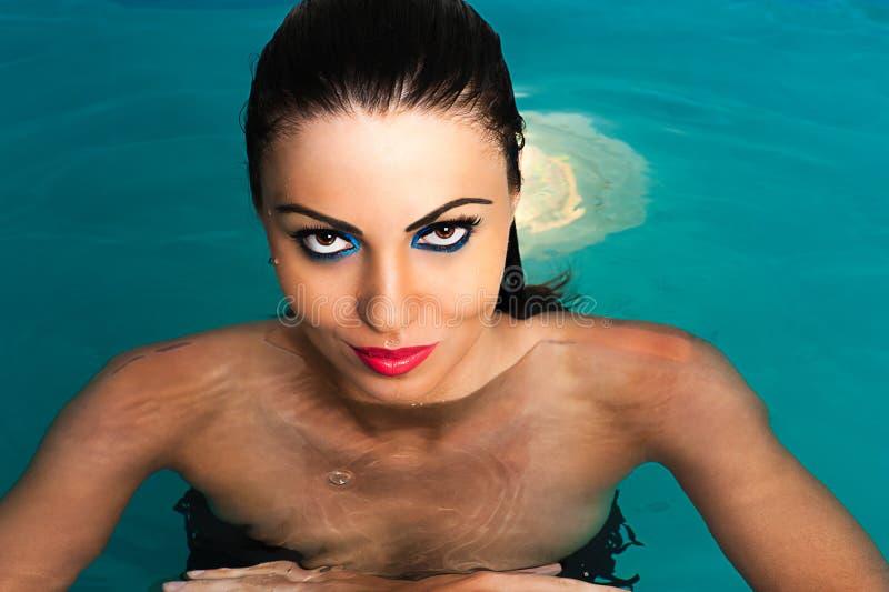 Water sexy women — photo 11