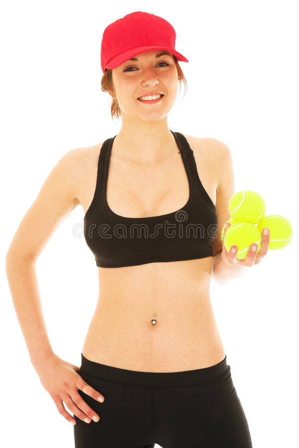 Download Young adult woman stock image. Image of smiling, female - 2316497