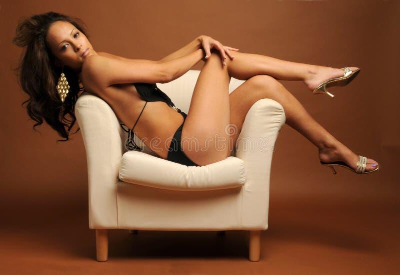 Sexy Zwempak stock foto's