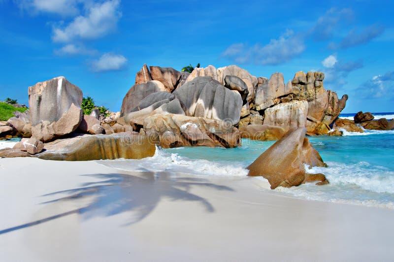 Seychellerna arkivbilder