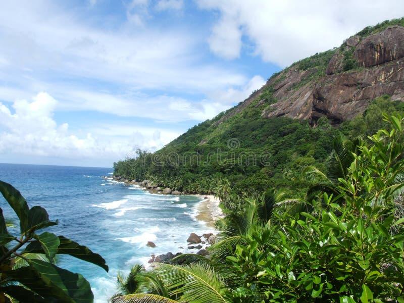 Seychelles imagen de archivo libre de regalías