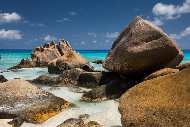 seychelles photo stock