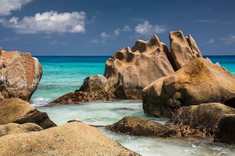 seychelles royaltyfri bild