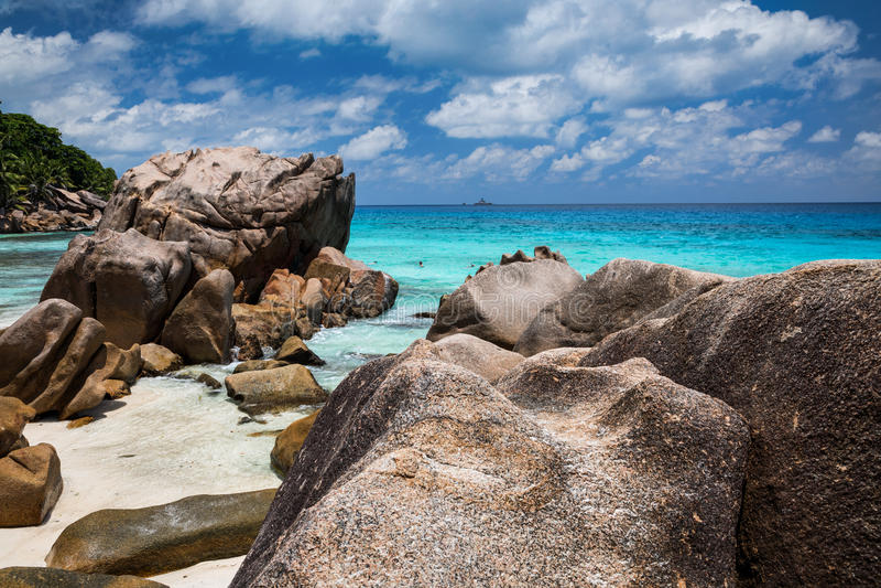 seychelles arkivbild