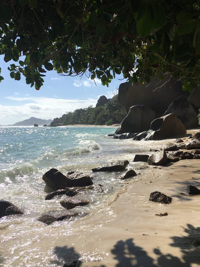 seychelles image stock