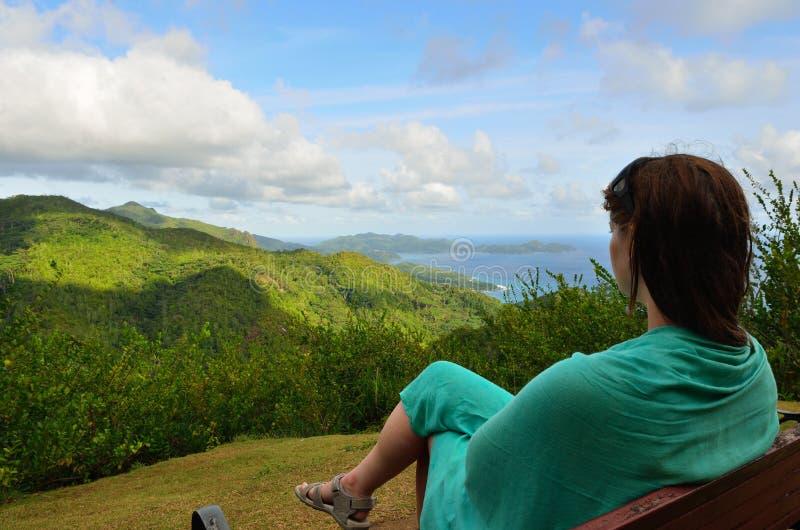 Seychelles islands stock photography