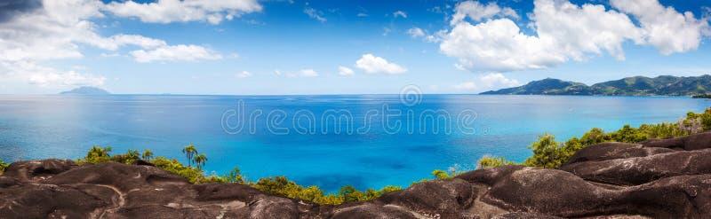 Seychelles, Mahe wyspa zdjęcia stock