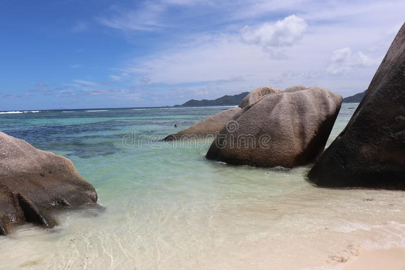 seychelles arkivfoton