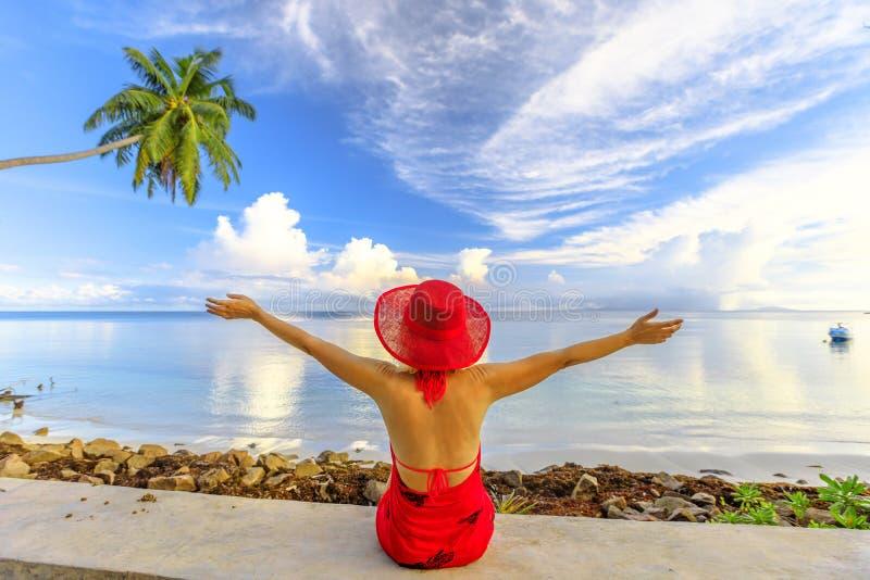 Seychelles wakacje zdjęcia royalty free