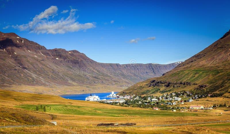 Seydisfjordur, Ισλανδία