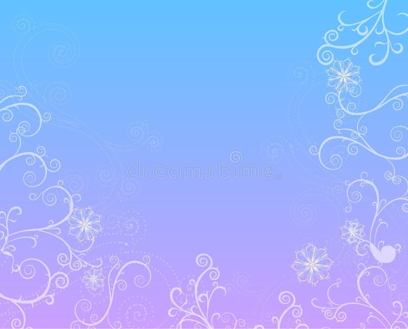 sezon 02 zimę royalty ilustracja