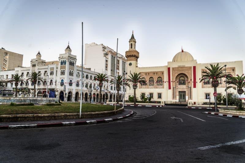 Sfax Tunesien stockbilder