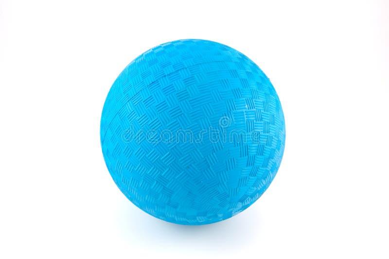 Sfera blu immagini stock