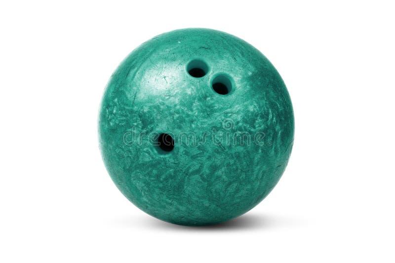 Sfera di bowling fotografia stock libera da diritti