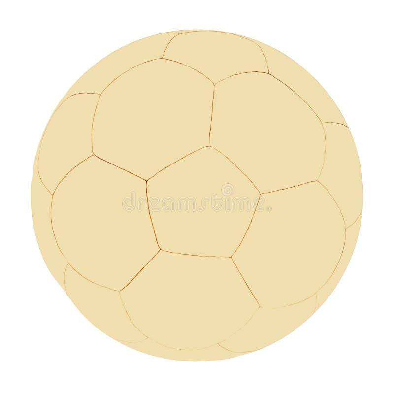 Sfera di calcio royalty illustrazione gratis