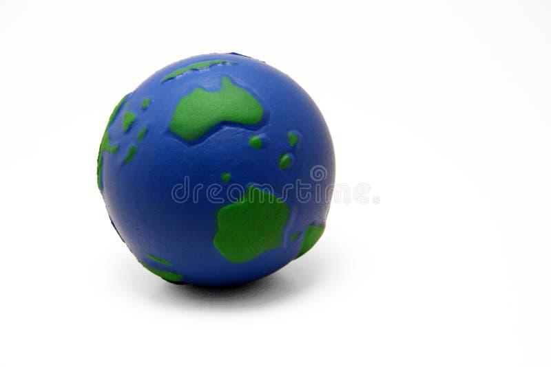 Sfera di compressione della terra (i) fotografia stock