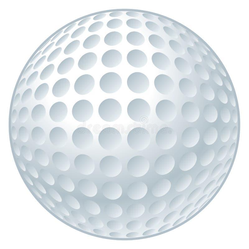 Sfera di golf royalty illustrazione gratis