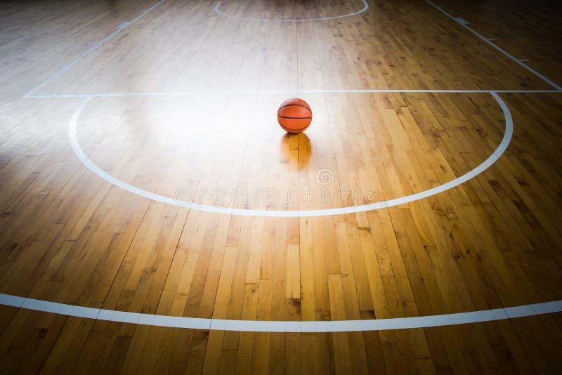 Sfera di pallacanestro immagini stock libere da diritti