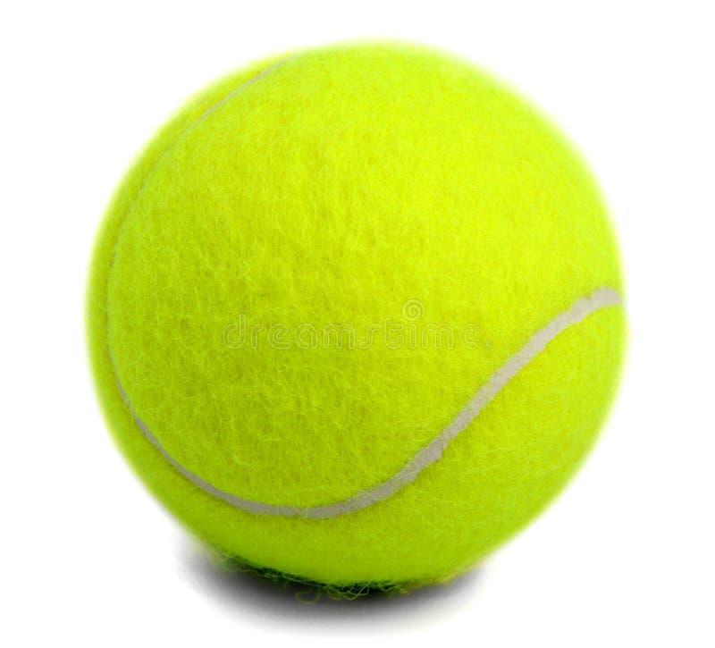 Sfera di tennis fotografie stock