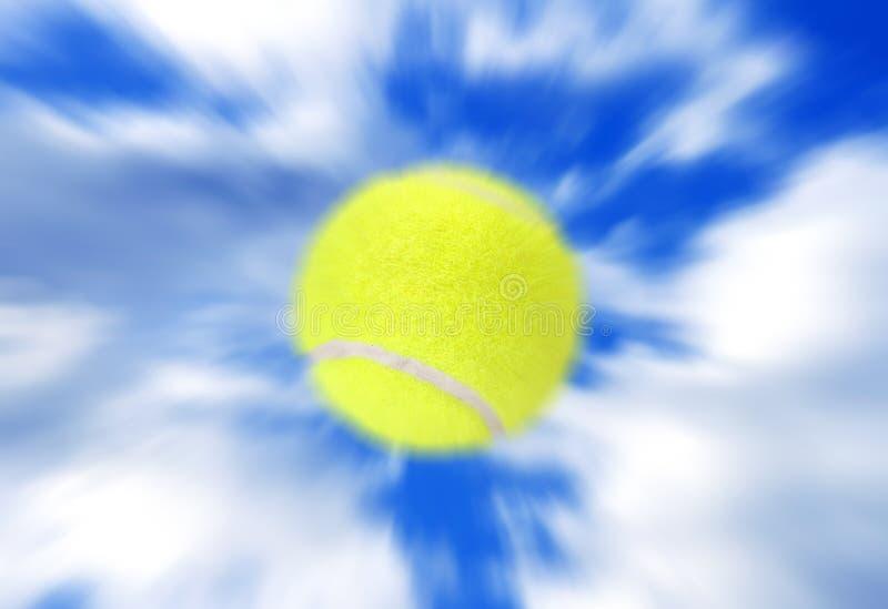 Download Sfera di tennis immagine stock. Immagine di racket, macro - 3138801