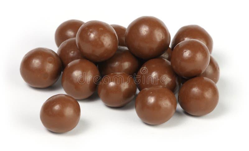 Download Sfere del cioccolato immagine stock. Immagine di zucchero - 7310225