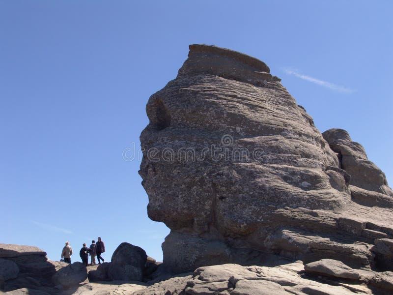 Download Sfinks zdjęcie stock. Obraz złożonej z szczeliny, krople - 134784