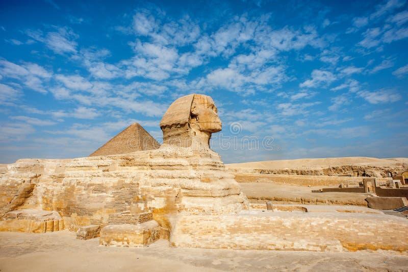 sfinks Egipt obrazy stock