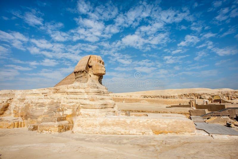 sfinks Egipt zdjęcia stock