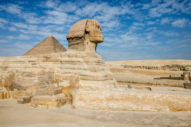 sfinks Egipt zdjęcia royalty free