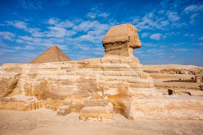 sfinks Egipt fotografia royalty free