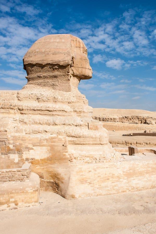 sfinks Egipt zdjęcie stock