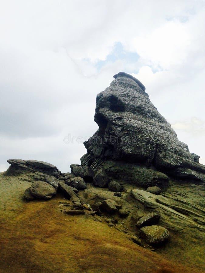 Sfinxen vaggar fotografering för bildbyråer