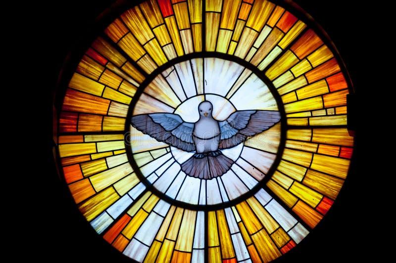 Sfogo dello Spirito Santo fotografia stock libera da diritti