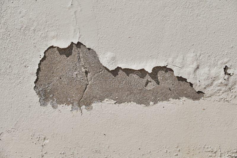 Sfondo di calcestruzzo Cracked texture cement grey vintage wallpaper abstract grunge background fotografie stock