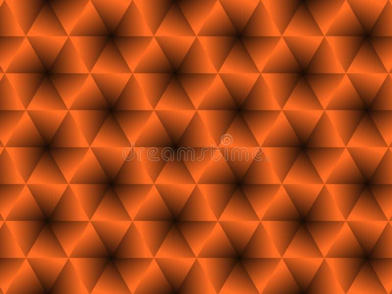 sfondo di Halloween, sfondo astratto a colori nero e arancione con gradiente, design per aule, sfondo autunnale, desktop, illustrazione di stock