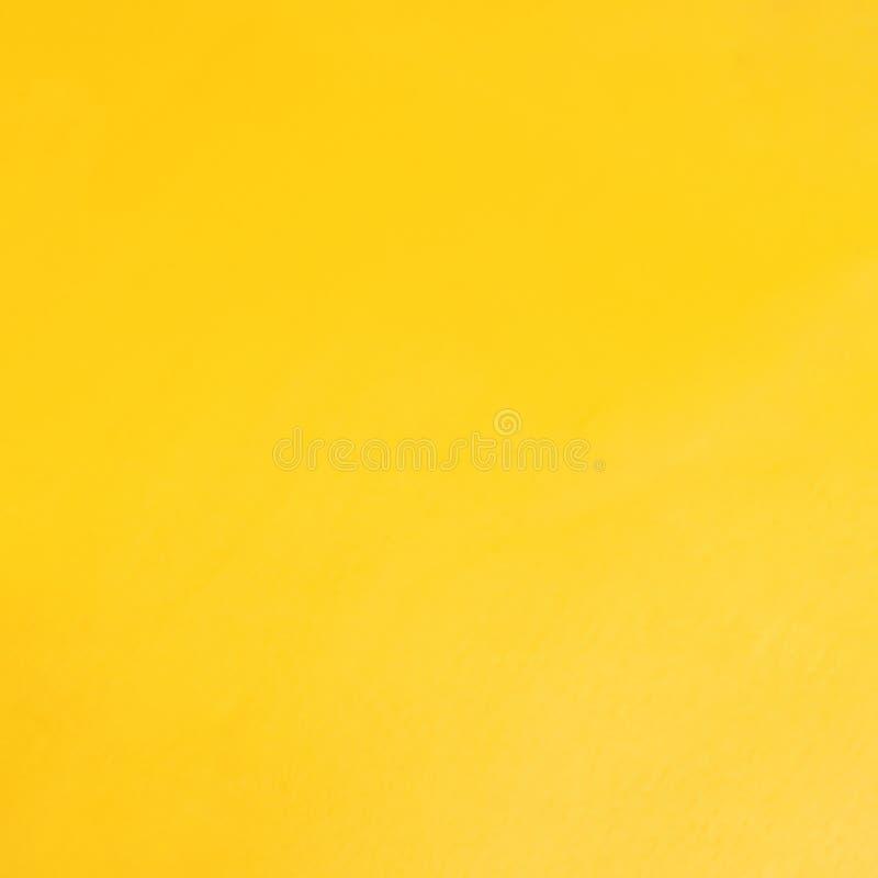 Sfondo di legno giallo pulito e trasparente con superficie semplice Foto ad alta risoluzione Legno a colori, spazio vuoto fotografia stock libera da diritti