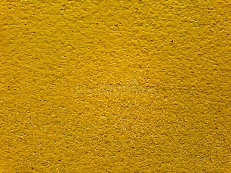 Sfondo di parete del pavimento della trama di colore in oro astratto fotografie stock
