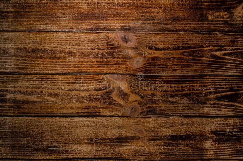 Sfondo di struttura in legno astratto Superficie di roccia marrone fotografie stock