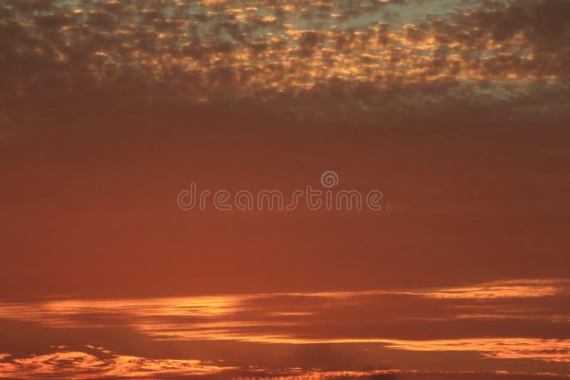 Sfondo naturale in cielo fotografia stock