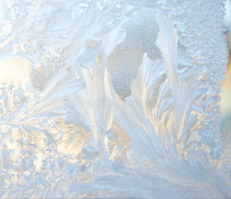 Sfondo naturale del ghiaccio immagine stock libera da diritti