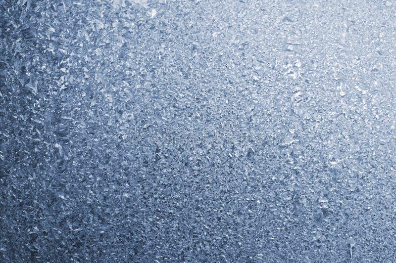 Sfondo naturale di Frost fotografie stock libere da diritti