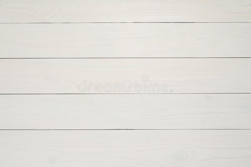 Sfondo naturale di legno bianco Struttura La vista dalla parte superiore Copi la stazione termale? e fotografie stock