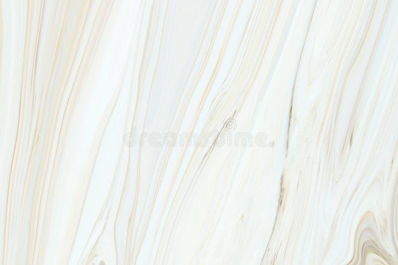 Sfondo naturale di struttura di marmo bianca del modello immagini stock libere da diritti