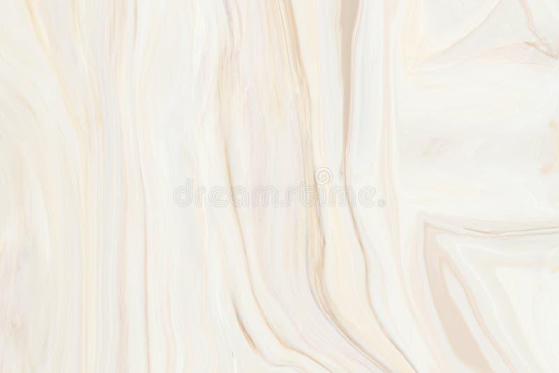 Sfondo naturale di struttura di marmo bianca del modello fotografia stock