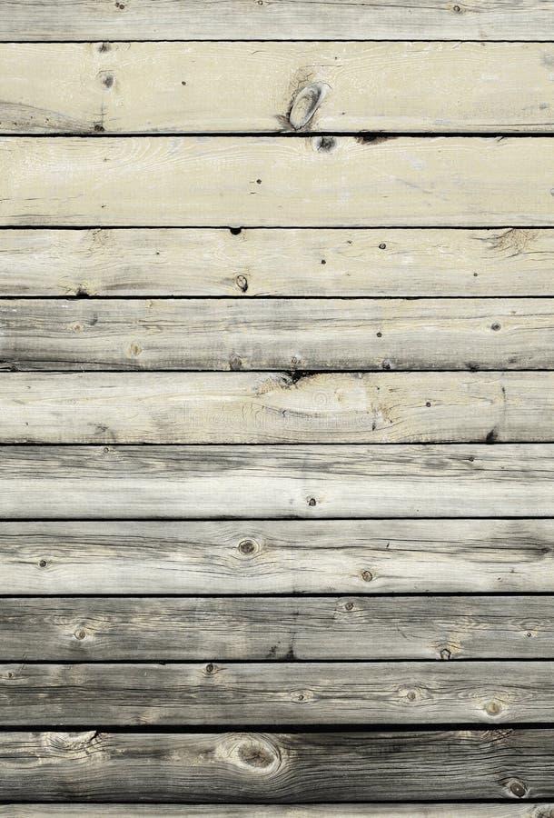 Sfondo naturale - vecchia parete di legno immagini stock libere da diritti