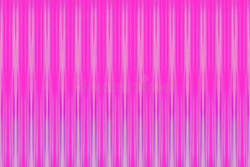 Sfondo a strisce sfocate di colore rosa immagini stock libere da diritti