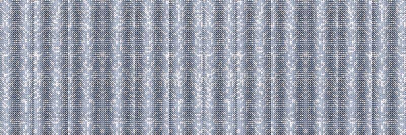 Sfondo texture Di Bordo Di Cuore Variegata Su Tweed A Maglia A Magg. Simbolo geometrico Woolen Cozy Winter royalty illustrazione gratis