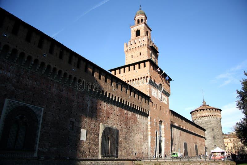 Download Sforza Castle In Milan, Italy Editorial Photo - Image: 37275906