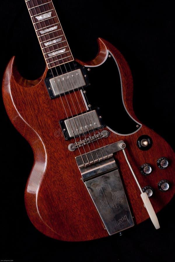 SG 1964 de Gibson fotos de stock royalty free