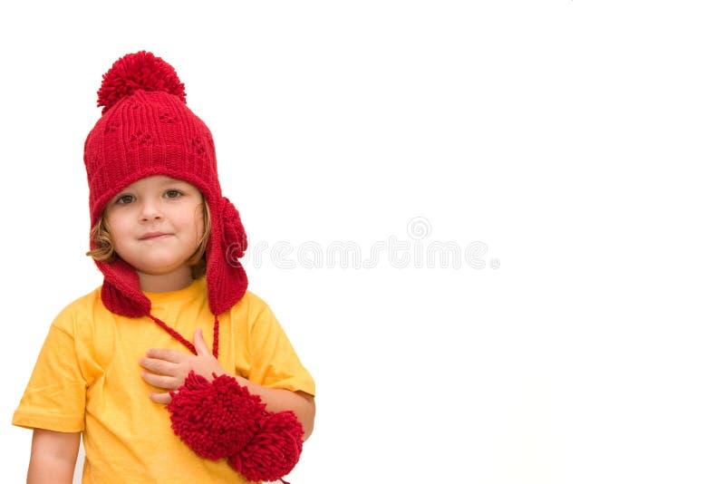 Sguardo in avanti all'inverno fotografie stock